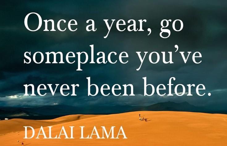 Citaten Dalai Lama : De meest inspirerende reiscitaten aller tijden
